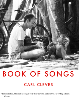Book of Songs Carl Cleves